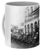Galveston Flood - September - 1900 Coffee Mug by International  Images