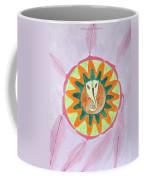 Ganesh Mandala Coffee Mug by Sonali Gangane