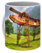 Gantry Crane Coffee Mug