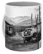 Garage Days Bw Coffee Mug