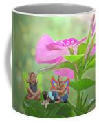 Garden Fairy Friends Coffee Mug