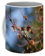 Garden Hummer Coffee Mug