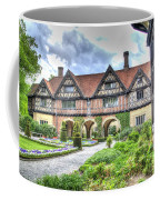 Garden Of Cecilenhof Palace Germany Coffee Mug