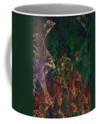 Garden Of Color Coffee Mug