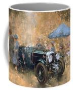 Garden Party With The Bentley Coffee Mug
