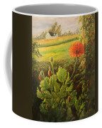 Garden Poppies Coffee Mug