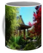 Garden Retreat Coffee Mug