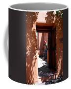 Garden Sculptures Museum Of Art In Santa Fe Nm Coffee Mug