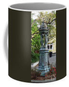 Garden Statuary In The French Quarter Coffee Mug