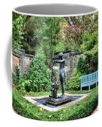 Garden Statuary Coffee Mug