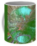 Garden Wall Coffee Mug