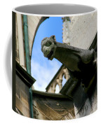 Gargoyle Of Saint Denis Coffee Mug
