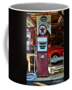 Gas Pump - Texaco Gas Globe Coffee Mug