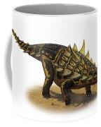 Gastonia Burgei, A Prehistoric Era Coffee Mug