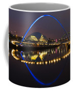 Gateshead Millennium Bridge Coffee Mug