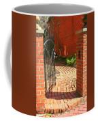 Gateway To A Garden Coffee Mug