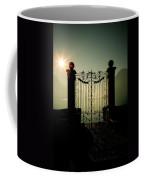 Gateway To The Lake Coffee Mug by Joana Kruse