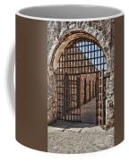 Gateway To The Unknown Coffee Mug by Sandra Bronstein