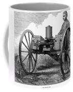 Gatling Gun, 1872 Coffee Mug by Granger