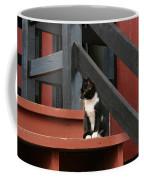 Gatto Bianco Gatto Nero Coffee Mug