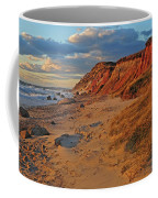 Gayhead Cliffs Marthas Vineyard Coffee Mug