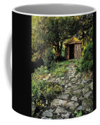 Gazebo And Path, Ballinlough Castle, Co Coffee Mug