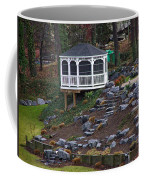 Gazebo On The Hill Coffee Mug