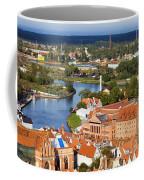 Gdansk Cityscape Coffee Mug