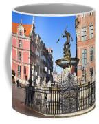 Gdansk Old City In Poland Coffee Mug