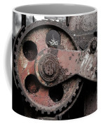 Gear Wheel Coffee Mug