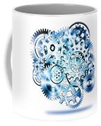 Gears Wheels Design  Coffee Mug