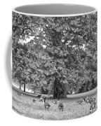 Geese By The River Coffee Mug by Bill Cannon