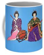 Geisha Serenade Coffee Mug