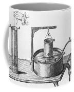 Generation Of Carbon Dioxide Coffee Mug