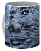 Gentle Giant In Cyan Coffee Mug