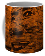 Gentle Giant In Orange Coffee Mug