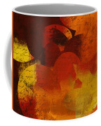 Geomix 05 - 02at02b Coffee Mug by Variance Collections