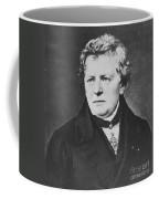 Georg Ohm, German Physicist Coffee Mug