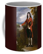 George Boone Roupell Coffee Mug by John Singleton Copley