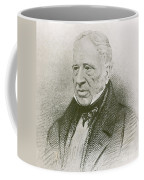 George Cayley, English Aviation Engineer Coffee Mug by Science Source