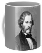 George Henry Lewes, English Philosopher Coffee Mug