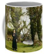 George Herbert At Bemerton Coffee Mug