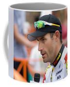 George Hincapie Interview Coffee Mug