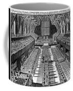 George IIi: Coronation, 1761 Coffee Mug