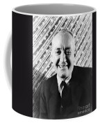 George M. Cohen (1878-1942). George Michael Cohen. American Actor, Composer And Producer. Photographed By Carl Van Vechten, 1933 Coffee Mug