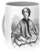 George Sand, French Author And Feminist Coffee Mug