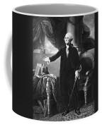 George Washington, 1st American Coffee Mug by Omikron