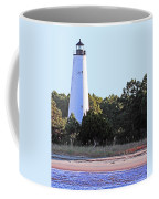 Georgetown Light Winyah Bay Sc Coffee Mug