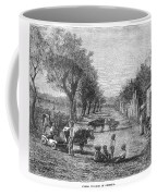 Georgia: Black Village Coffee Mug