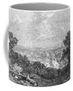 Georgia: Macon, 1863 Coffee Mug